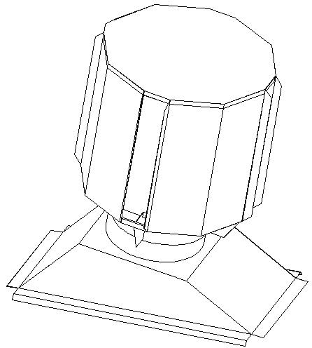Ventilador Dinámico perfil